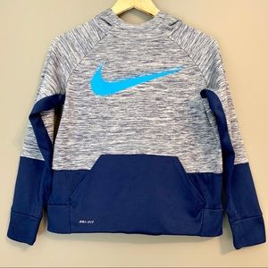 Nike Dri-Fit Hoodie, Size Youth Large